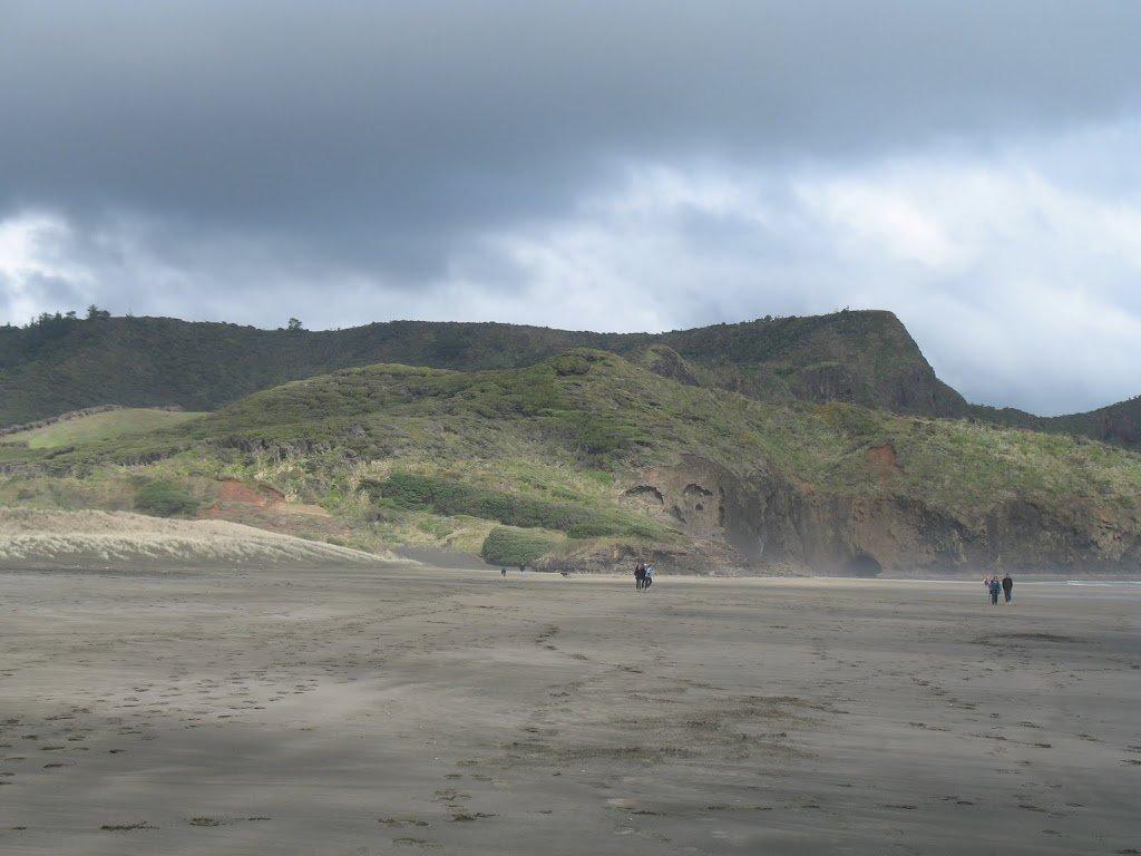 Mild west coast