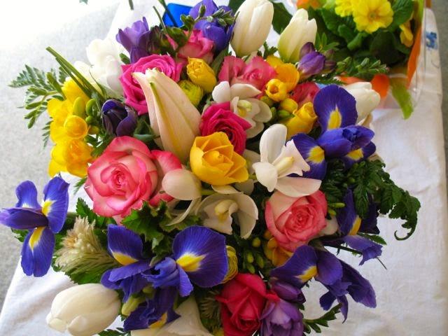 Flowering friendships
