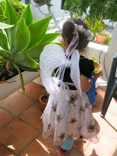 The Garden fairy visits again