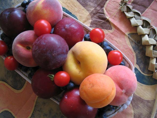 First Fruits celebration
