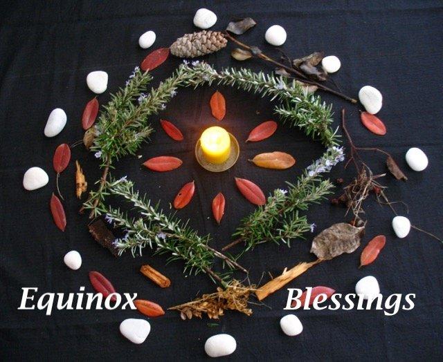 Equinox blessings 2021