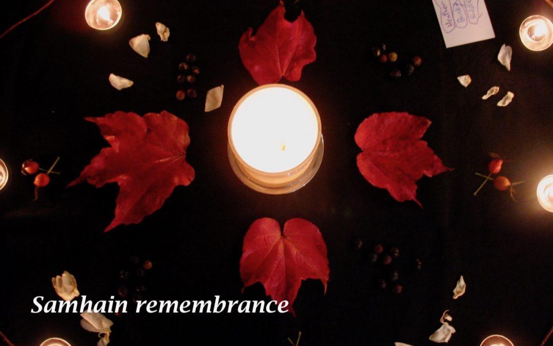 Samhain Remembrance